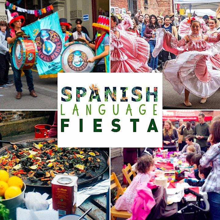 Spanish Language Fiesta 2021 image