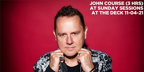 JOHN COURSE (3 Hour Set) @ Sunday Sessions (Strictly 21+) tickets