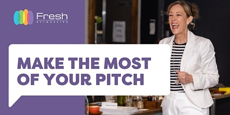 Make the Most of your Pitch tickets