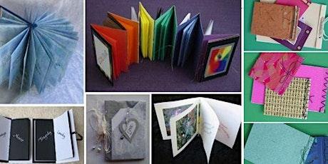 Making Artist Books (Stitched Books) tickets