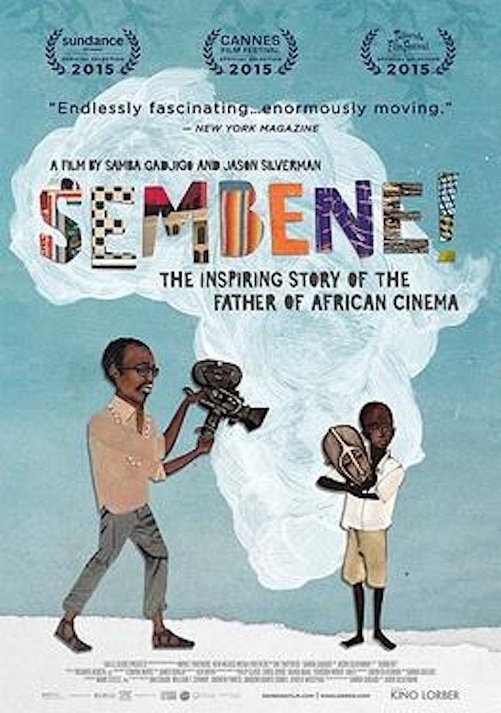 Black Girl and Sembene!: Discussion with Samba Gadjigo image