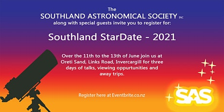 Southland StarDate 2021 tickets