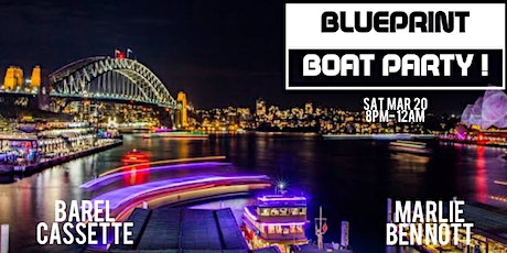 Blueprint - Saturday Night - Boat Party- Ft Barel (Cloud 9-Fiji) tickets