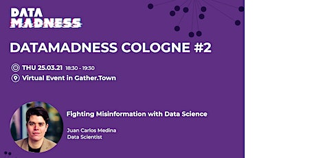 DATAMADNESS COLOGNE #2 Tickets