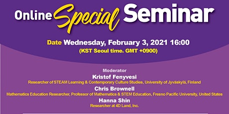Special STEAM Seminar tickets