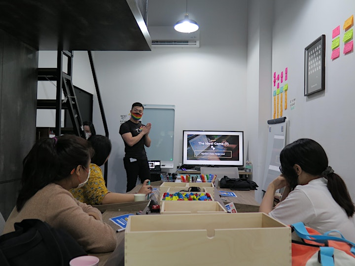 The Paper Playground: A Game Design Workshop (April/May 2021) image