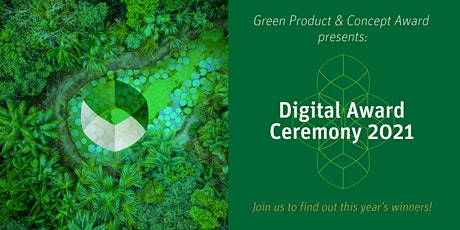 Green Product & Concept Award 2021 Ceremony tickets