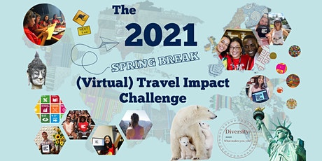 (Virtual) Travel Impact Challenge: Spring Break!! tickets
