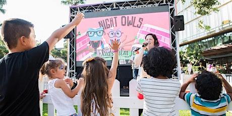 Night Owls Film Festival: RIO tickets