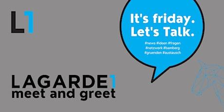 LAGARDE1 - meet & greet Vol. 3 Tickets