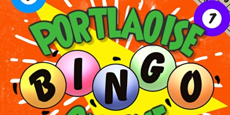 Portlaoise Online Bingo tickets
