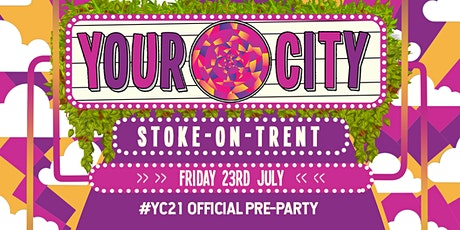 #YC21 OFFICIAL PRE-PARTY tickets