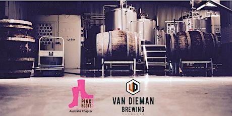 Tasmanian Brew Day - Van Diemans Brewing tickets