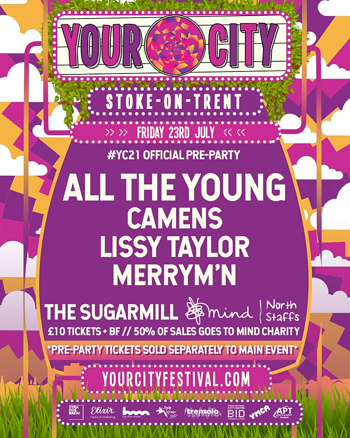 #YC21 OFFICIAL PRE-PARTY image