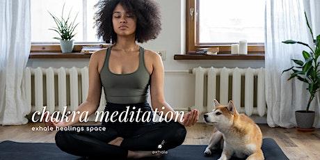 Intro to Chakra Meditation tickets