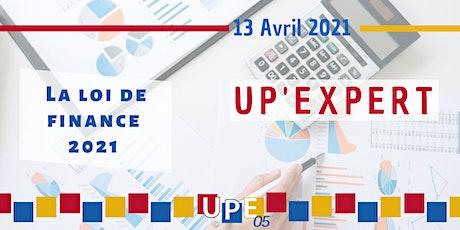 UP'EXPERT | «Loi de finance 2021» billets