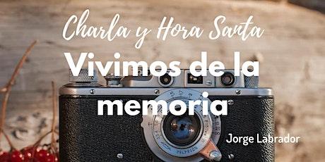 Charla y HS Santa Elena 4 Marzo entradas