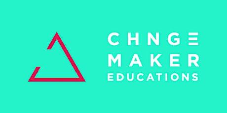 Välkommen på digitalt öppet hus hos Changemaker Educations! biljetter