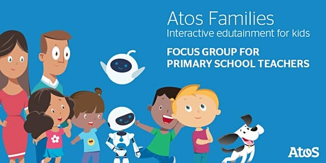 Welcome to the wonderful world of Atos Families! (Primary school educators) tickets