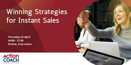 Winning Strategies for Instant Sales tickets