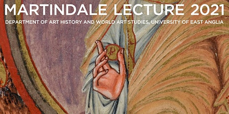 Martindale Lecture 2021: Prof Aden Kumler tickets