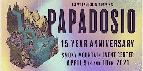 Saturday, 4/10 - Single Night - Papadosio 15 Year Anniversary Drive In Show tickets