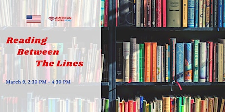English Workshop: Reading Between the Lines tickets