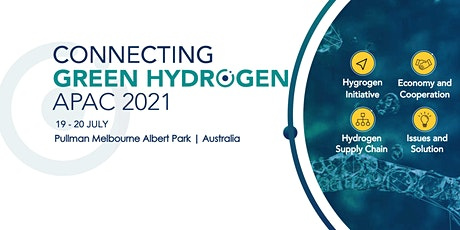 Connecting Green Hydrogen APAC 2021 tickets