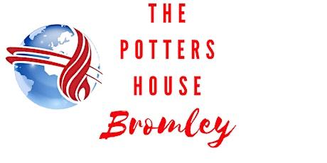 Sunday Evening  Bromley potter house  service @ 18:00 tickets
