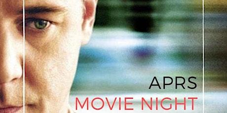 APRS Movie Night: A Beautiful Mind tickets