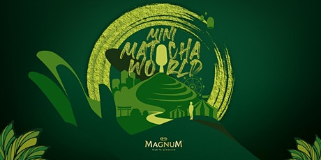 Reimagined moments of pleasure with Magnum's Mini Matcha World tickets