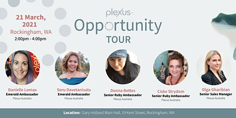 Plexus Opportunity Meeting Rockingham tickets