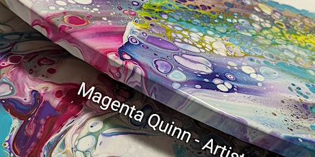 Acrylic Paint Pouring - 19 March Afternoon tickets