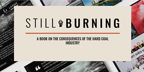 Still burning: Coal, Colonialism & Resistance - book launch tickets