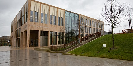 Saturday 13 March - Teaching and Learning Building tickets