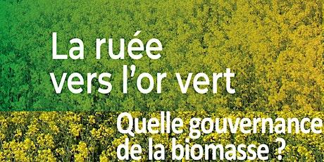 """""""La ruée vers l'or vert"""" - Publication des Actes billets"""