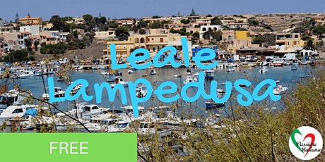 Virtual Tour of Italian Cities - Leale Lampedusa tickets