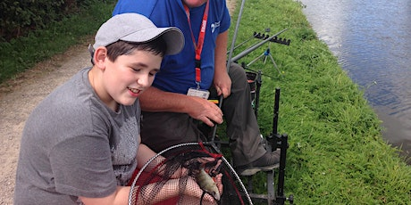 Free Let's Fish! -  Liverpool - Learn to Fish session - Wigan AA tickets