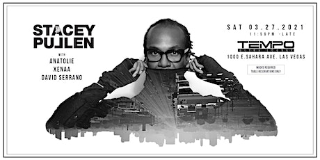 Tempo presents Stacey Pullen tickets