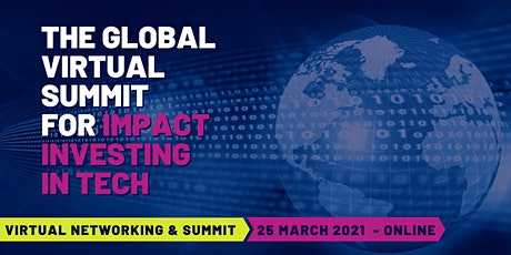 Expanse  - Impact Investing In Tech Summit & Networking tickets