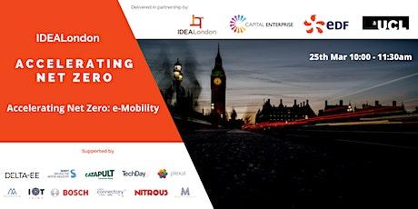 Accelerating Net Zero: e-Mobility tickets
