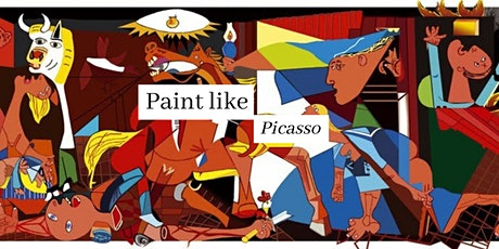 Art Club - Paint like Picasso in ENGLISH tickets