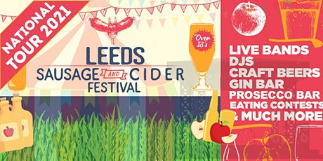 Sausage And Cider Fest - Leeds tickets