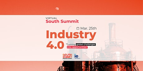 Virtual South Summit - Industry 4.0 bilhetes