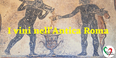 Webinar - I vini nell'Antica Roma biglietti