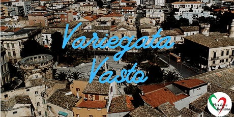 Virtual Tour of Italian Cities - Variegata Vasto tickets