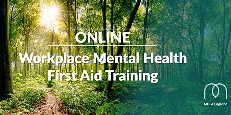 Mental Health First Aid Training 2 Day Accredited Course ONLINE tickets