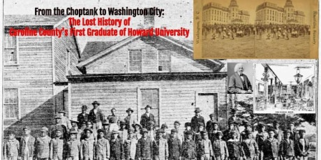 Lost History of Caroline County's First Graduate of Howard University tickets