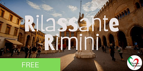 Virtual Tour of Italian Cities - Rilassante Rimini tickets