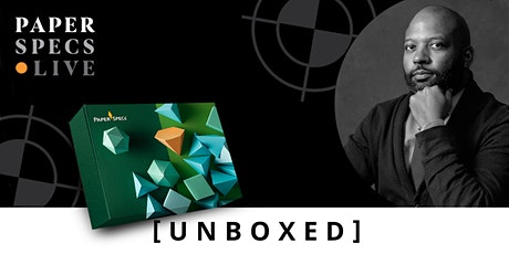PaperSpecs LIVE [unboxed] tickets